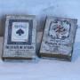 Spelkortslåda med två olika motiv