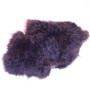 Stort brun/svart skinn (nr3)