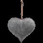 Hjärta i zink