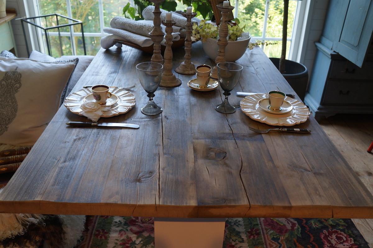 Gammalt Franskt matbord | Slottstallet Möbler & Interiör