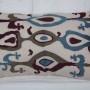 Avlång kudde i fina färger
